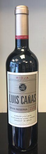 Luis Canas Gran Reserva 2012 R