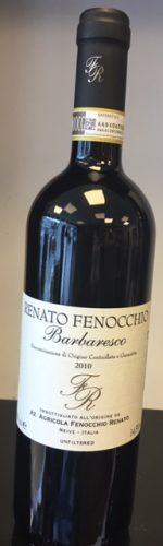 Renato Fenocchio Barbaresco 2010 R
