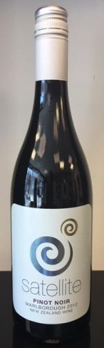 Spy Valley Satellite Pinot Noir R